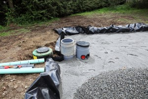 Septic System | All County Construction