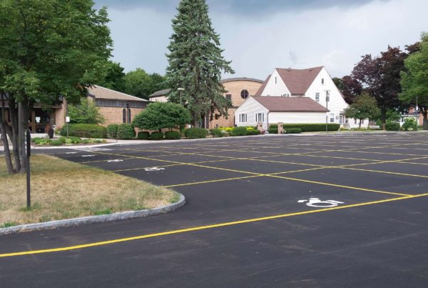 asphalt paving and stamped concrete testimonials