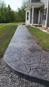 stamped concrete rochester ny