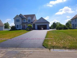 driveway paving rochester ny